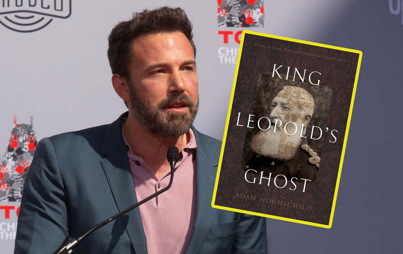 Ben Affleck Set to Direct Film Adaptation of King Leopold's Ghost