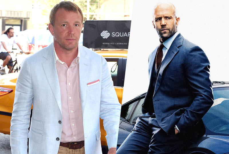 Guy Ritchie & Jason Statham's Cash Truck Acquired by MGM