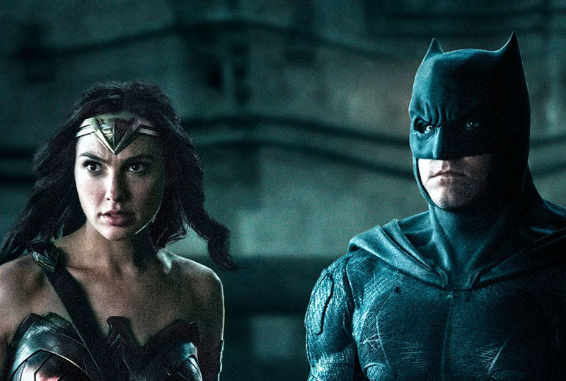 Gadot & Affleck Join the Justice League Snyder Cut Movement