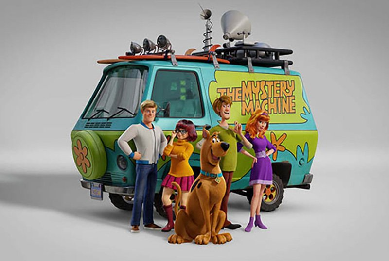 The Gang Are Back in First Trailer For Scoob!