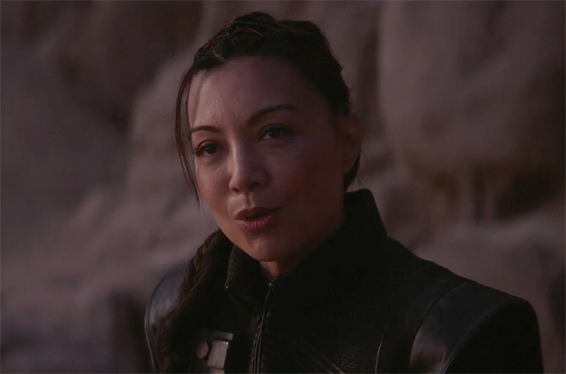 First Look at Ming-Na Wen in New The Mandalorian Teaser