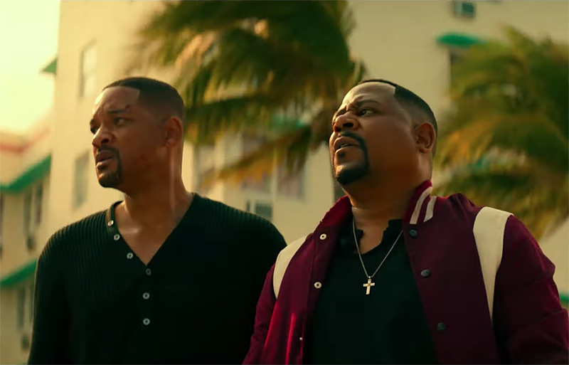 New Bad Boys For Life Trailer Introduces Mike's New Team