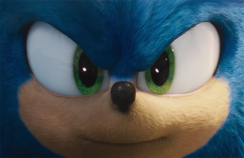 New Sonic the Hedgehog Trailer Features an Improved Sonic!
