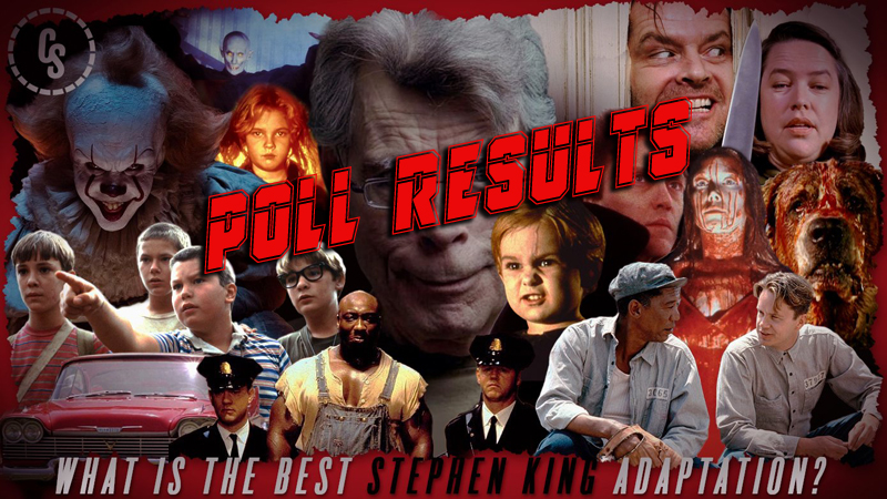 POLL RESULTS: What is the Best Stephen King Movie?