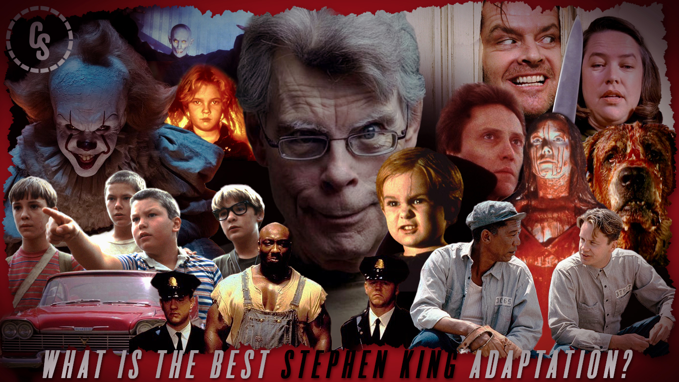 POLL: What is the Best Stephen King Movie?