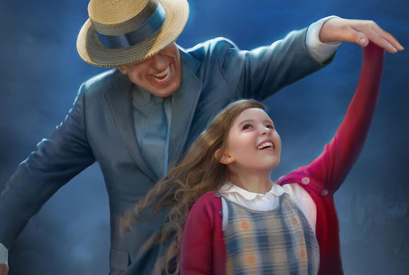 Exclusive Buttons Clip Starring Dick Van Dyke in Holiday Musical