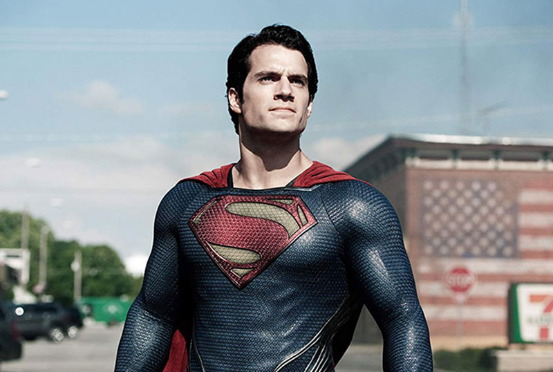 Henry Cavill Has 'Not Given up the Role' of Superman