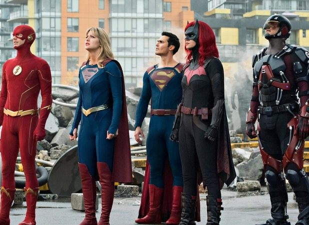 Witness the End of Existence in Crisis on Infinite Earths Crossover Teasers