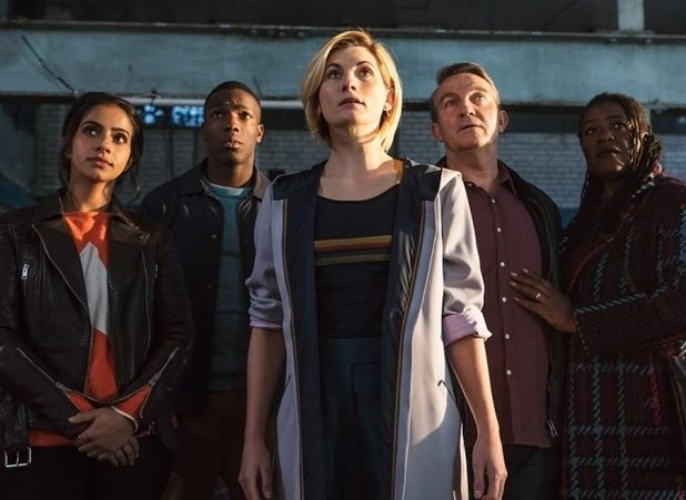 Doctor Who Season 12 Wraps Production With New BTS Video
