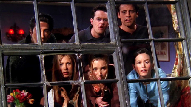 Long-Awaited Friends Reunion Special in the Works at HBO Max