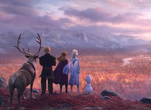 Frozen 2 Soundtrack: Listen to Panic! At the Disco's Into the Unknown