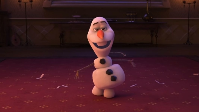 Olaf is Great at Playing Charades in New Frozen 2 Clip
