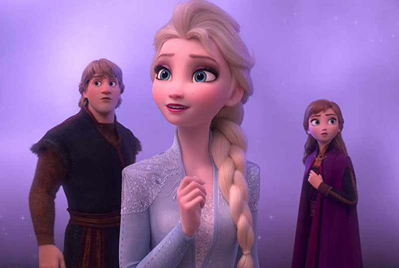 Frozen 2 Starts Strong with $8.5M in Thursday Evening Previews