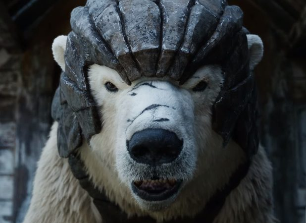 His Dark Materials Episode 4 Promo Teases the Arrival of Iorek Byrnison