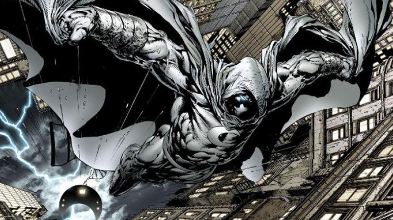 Moon Knight: Umbrella Academy's Jeremy Slater to Oversee Series