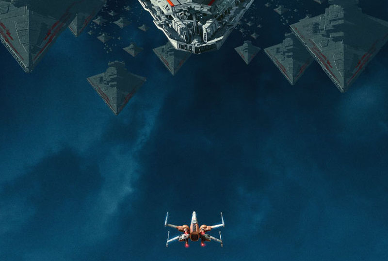 Star Wars: The Rise of Skywalker Dolby Poster Has Arrived!