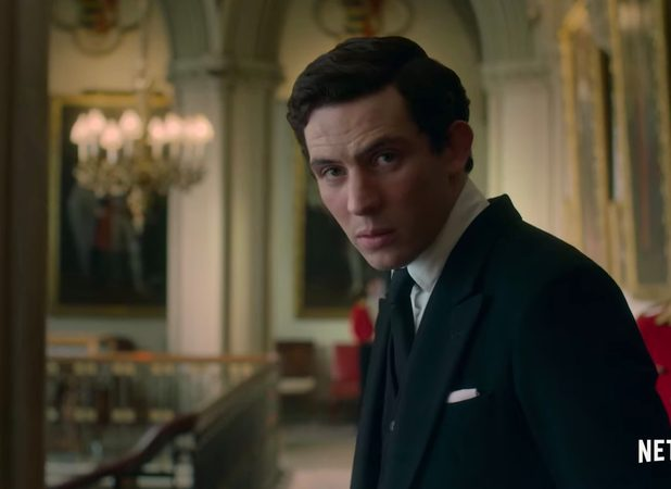 New The Crown Season 3 Promo Highlights The Prince of Wales
