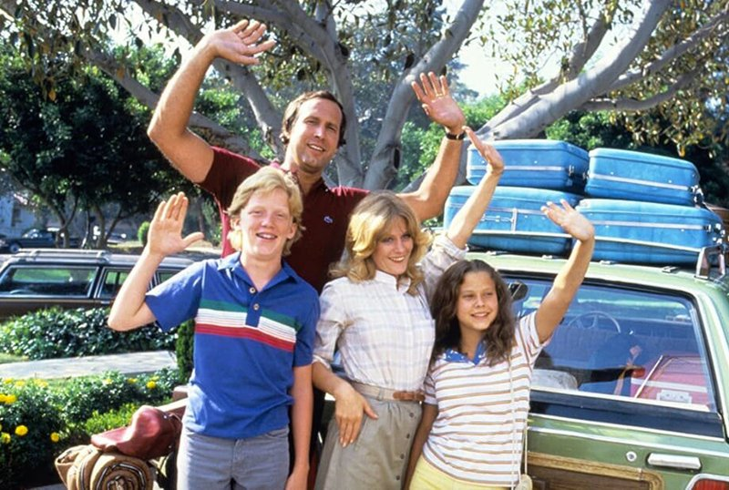 HBO Max Orders National Lampoon Spinoff Series The Griswolds
