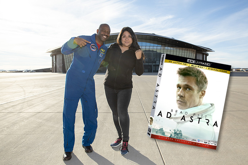 Ad Astra: Watch Us Get Astronaut Training at Spaceport America!