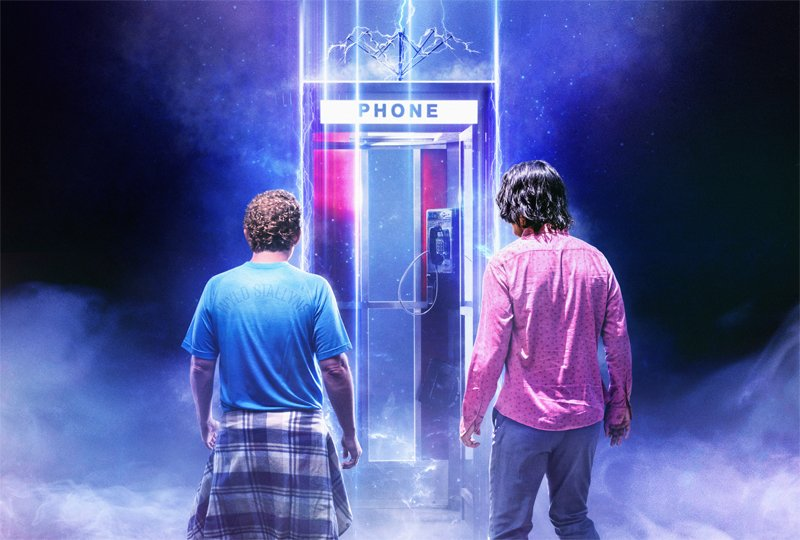 WHOA! Bill & Ted Face the Music Trailer & Poster! EXCELLENT!