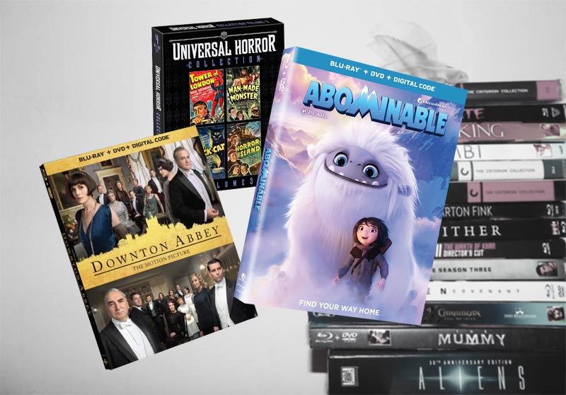 December 17 Blu-ray, Digital and DVD Releases