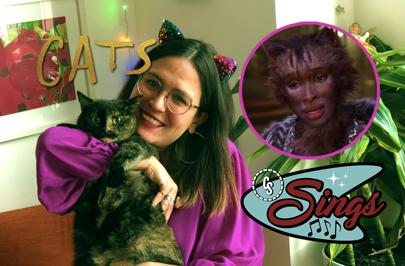 CS Sings: Our Singing Cats Movie Review!
