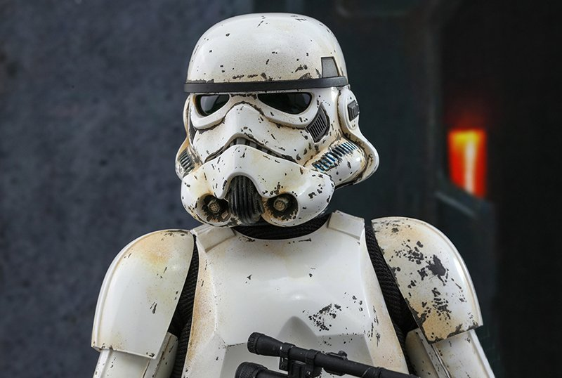 Hot Toys Unveils The Mandalorian Stormtrooper Collectible Figures