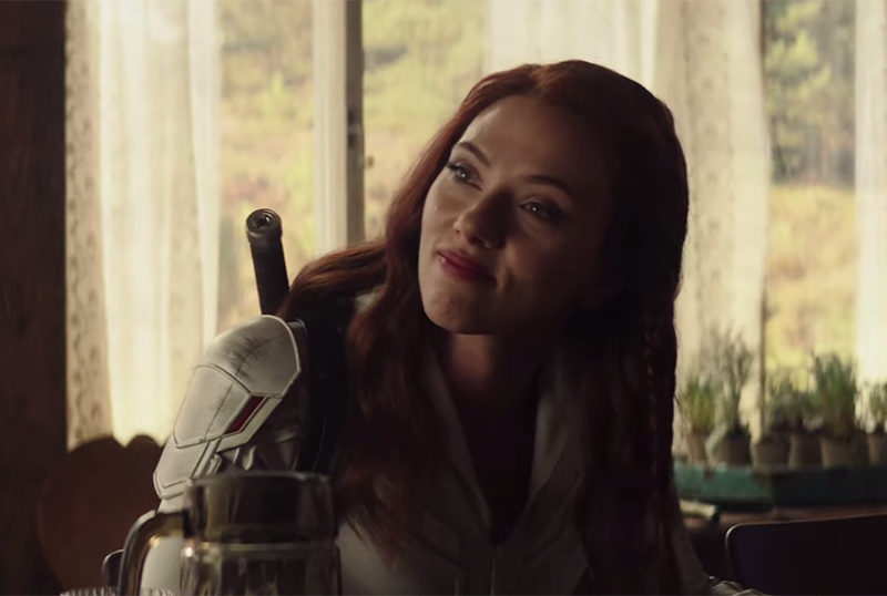 Marvel at These Epic Screenshots From the Black Widow Trailer!