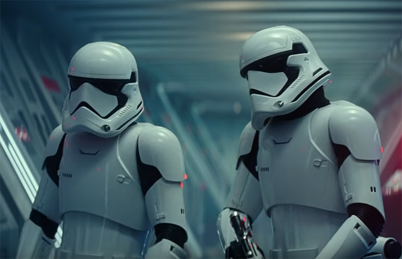 New The Rise of Skywalker TV Spot: Rey Controls the Stormtroopers