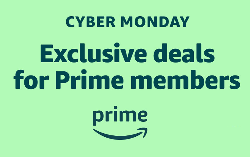 Amazon Cyber Monday Deals Are Here!