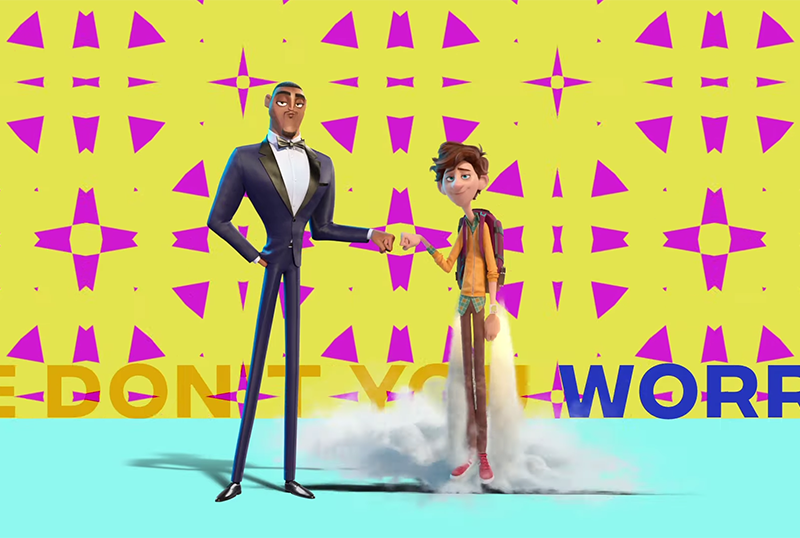 "Lyric Video for Lucky Daye's ""Fly"" from Spies in Disguise Debuts"