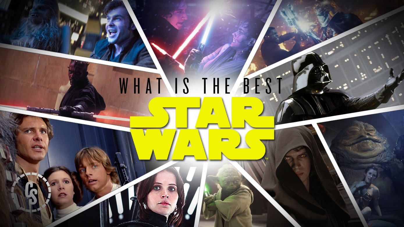 POLL: What's the Best Star Wars Movie?