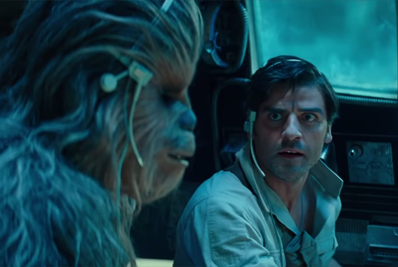 The Story Lives Forever in New Star Wars: The Rise of Skywalker Promo