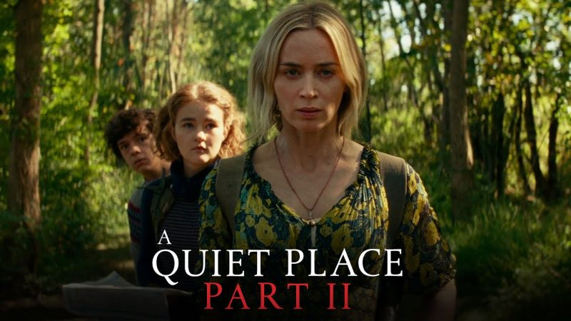 Start New Years Off With a Bang & Watch A Quiet Place Part II Trailer!