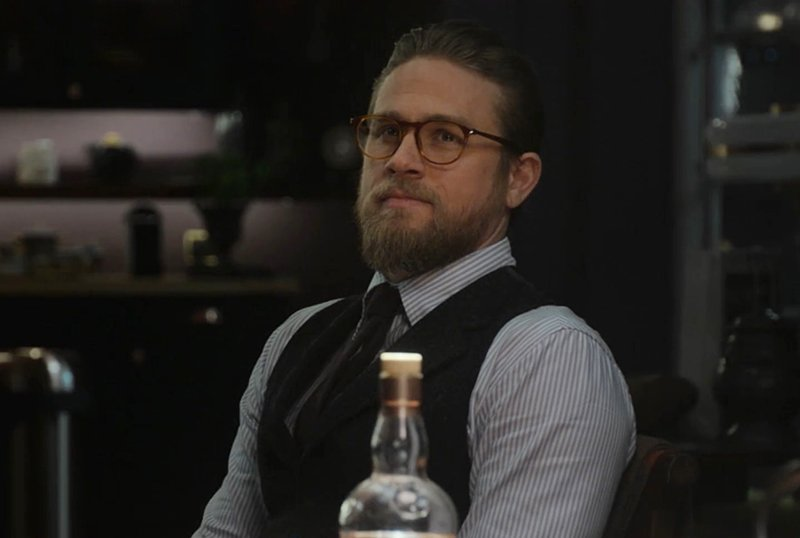 Exclusive: Charlie Hunnam's Character Spot from Guy Ritchie's The Gentlemen