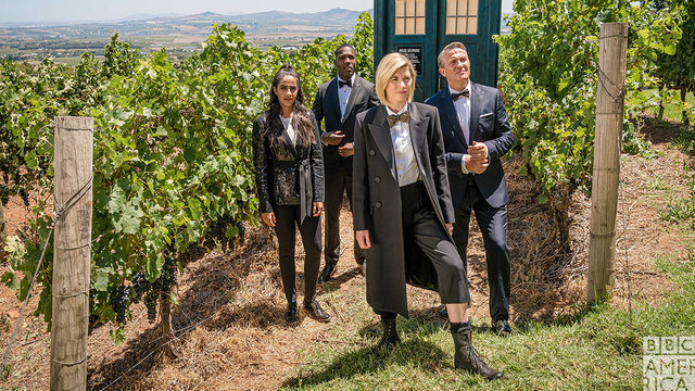 Start the New Year With Doctor Who Season 12 in New Trailer
