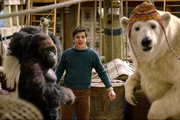 New Dolittle TV Spots Feature New Funny Animal Scenes