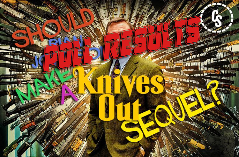 POLL RESULTS: Should Rian Johnson Direct a Knives Out Sequel?