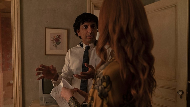 M. Night Shyamalan Teases His Next Two Thriller Films With Universal