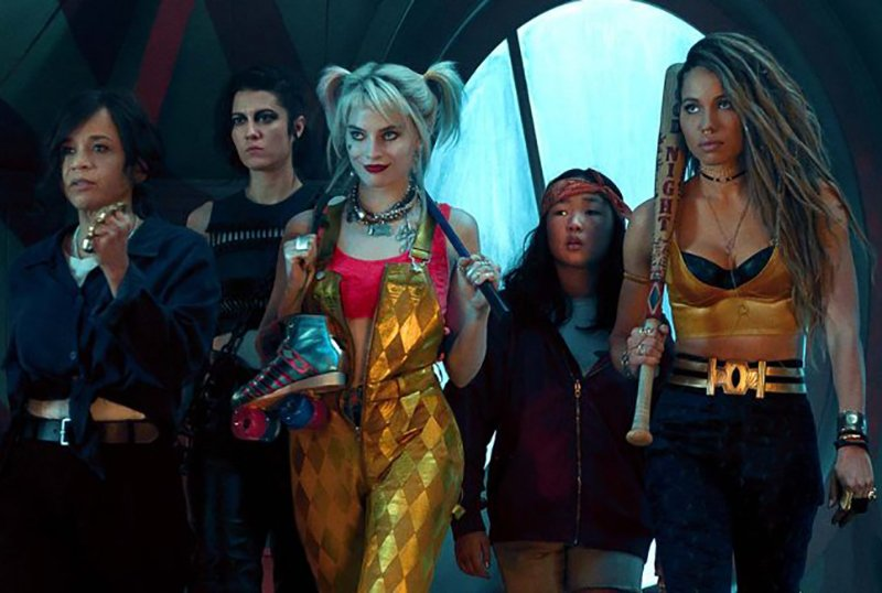 Birds of Prey Officially Earns R-Rating!