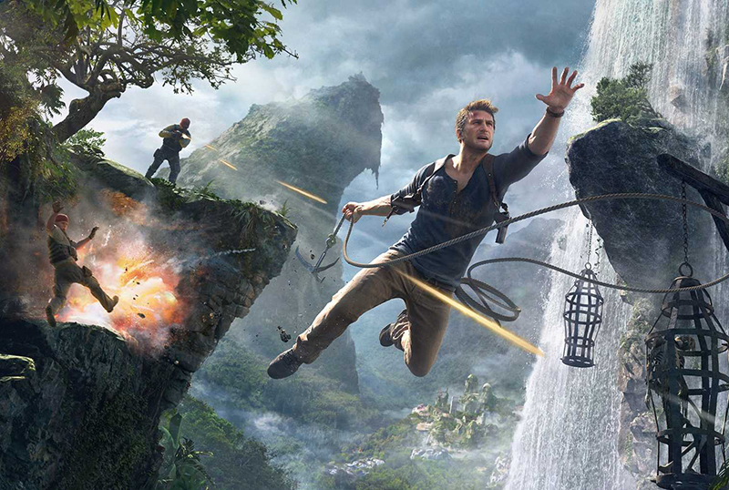 Uncharted Film Loses Director Travis Knight Due to Scheduling Issues