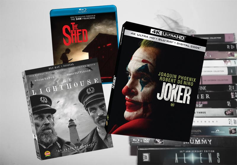 January 7 Blu-ray, Digital and DVD Releases
