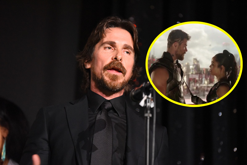 Breaking: Christian Bale Cast in Marvel's Thor: Love and Thunder!