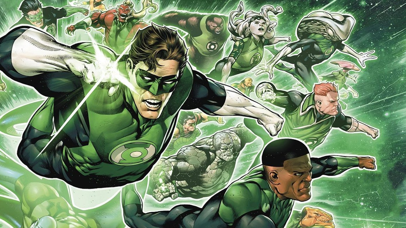 Details Revealed About HBO Max's Green Lantern Series