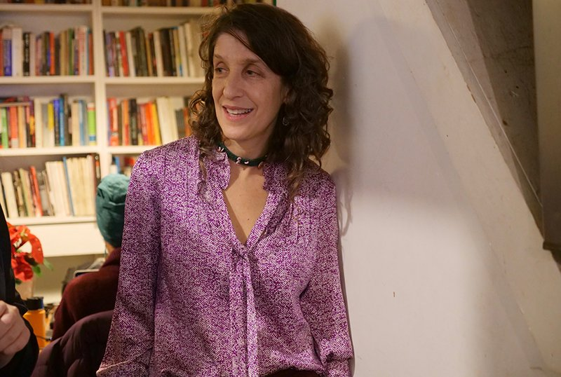 CS Interview: Lynne Sachs on Personal Journey in Film About a Father Who