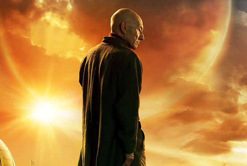 CBS Unveils Star Trek: Picard Pilot For Free on YouTube!