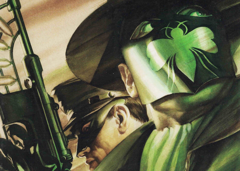 Amasia Entertainment Acquires The Green Hornet Film Rights