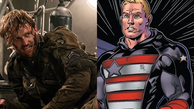 New Falcon and the Winter Soldier Set Pics Reveal First Look At U.S. Agent