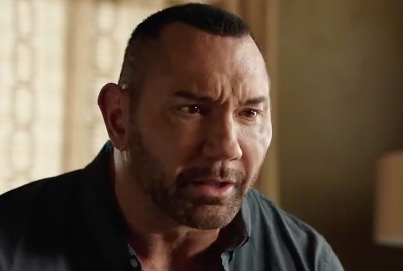 Dave Bautista Joins Season 2 of See for Apple TV+