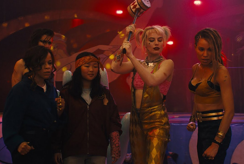 Birds of Prey Averaging $52M Opening in Early Box Office Projection